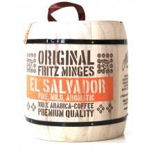 Кофе в зернах в Деревянной Бочке Сальвадор