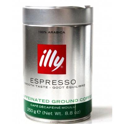 Кофе молотый ILLY Espresso Smooth Taste 250g Банка
