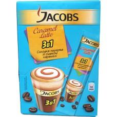 Кофе Jacobs 3в1 CaramelLatte