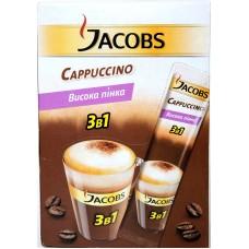 Кофе Jacobs 3в1 Cappuccino