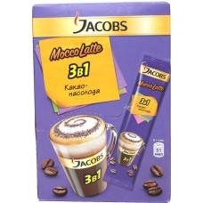 Кофе Jacobs 3в1 MoccoLatte