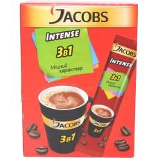 Кофе Jacobs 3в1 Intense