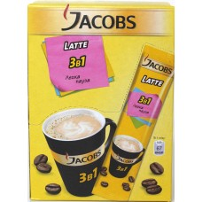 Кофе Jacobs 3в1 Latte