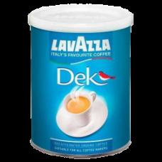 Кофе молотый Lavazza Dek 250g Банка
