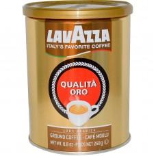 Кофе молотый Lavazza Qualita Oro 250g Банка