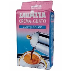Кофе молотый Lavazza Crema Gusto Dolce 250g