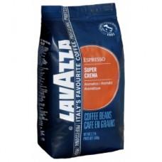 Кофе в зернах Lavazza Super Crema 1kg