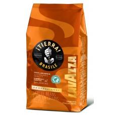 Кофе в зернах Lavazza Tierra Brasile Balanced 1kg