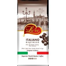 Кофе в зернах Lu've Italiano Espresso 1kg