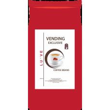 Кофе в зернах Lu've Vending Exclusive 1kg