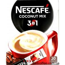 Кофе Nescafe 3в1 Coconut Mix
