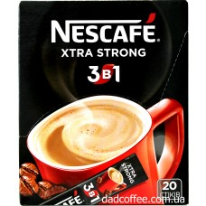 Кофе Nescafe 3в1 Xtra Strong