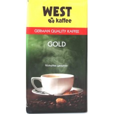 Кофе молотый West Kaffee Gold 500g
