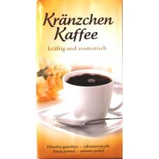 Кофе молотый Kränzchen Kaffee 500g