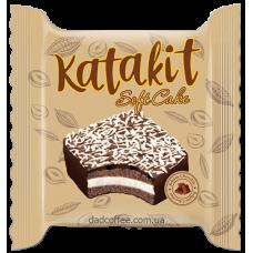 Бисквит Katakit SoftCake с маршмеллоу в Молочном шоколаде