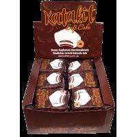 Бисквит Katakit SoftCake с маршмеллоу в Белом шоколаде Блок (24шт.)