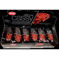 Пирожное Cassy в черном шоколаде Блок (24шт.)