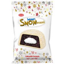 Пирожное SnowBoard Кокос 50g