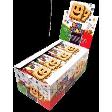 Печенье BonVisage 50g Блок (24шт.)