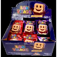 Печенье BonVisage 25g Блок (24шт.)