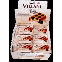 Вафли Villani Шоколад Блок (24шт.)