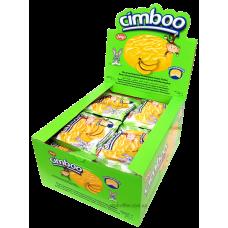 Печенье Cimboo Банан Блок (24шт.)