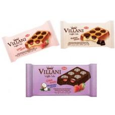 Вафли Villani Mix Блок (24шт.)