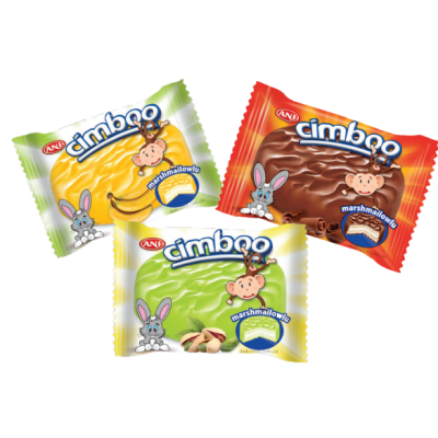 Печенье Cimboo Mix Блок (24шт.)