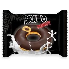 Донат Bravo в Черном шоколаде