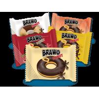 Донат Bravo Mix Блок (24шт.)