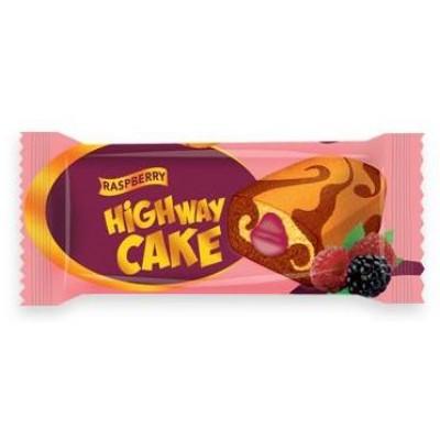 Бисквит HighwayCake с Ягодной начинкой