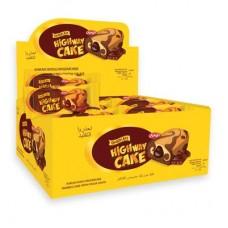 Бисквит HighwayCake с Шоколадной начинкой Блок (24шт.)