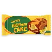 Бисквит HighwayCake с Банановой начинкой