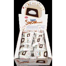 Пирожное SnowBoard Кокос Блок (24шт.)