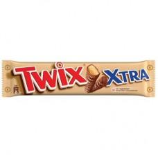Шоколадный батончик Twix Xtra