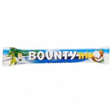 Шоколадный батончик Bounty Trio