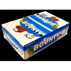 Шоколадный батончик Bounty Блок (24шт.)
