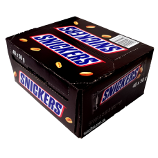 Шоколадный батончик Snickers Блок (40шт.)