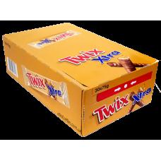 Шоколадный батончик Twix Xtra Блок (30шт.)