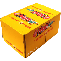 Шоколадный батончик Nuts Блок (24шт.)