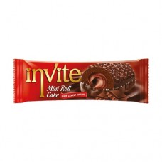 Рулеты Invite с шоколадом