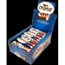 Батончик CreamBar (BonaFesta) с Молочным кремом Блок (24шт.)
