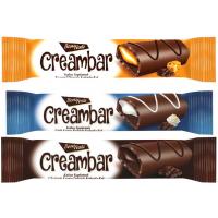 Батончик CreamBar (BonaFesta) Mix Блок (24шт.)
