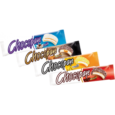 Печенье Chocopaye Mix Блок (24шт.)