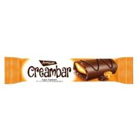 Батончик CreamBar (BonaFesta) с Карамелью