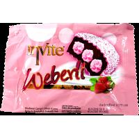 Пирожное Weberli Клубника