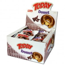 Донат Today с шоколадом в глазури Блок (24шт.)