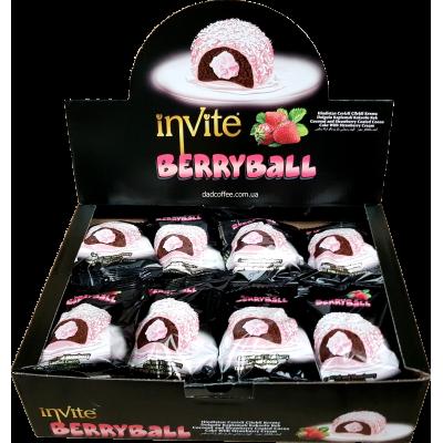 Пирожное Berryball Блок (24шт.)
