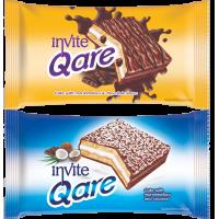 Бисквит Qare Mix Блок (24шт.)