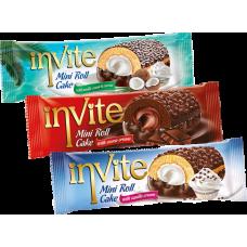 Рулеты Invite Mix Блок (24шт.)